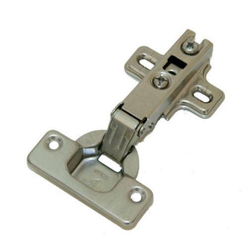 6 bisagra de cazoleta rectas de acero y 35 mm ø perforación