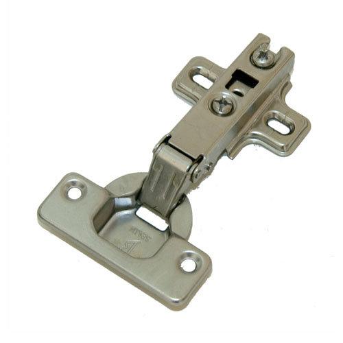 2 bisagra de cazoleta rectas /invisibles de acero y 35 mm diametro