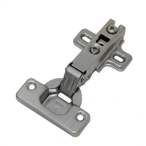 2 bisagra de cazoleta rectas de acero y 35 mm ø perforación