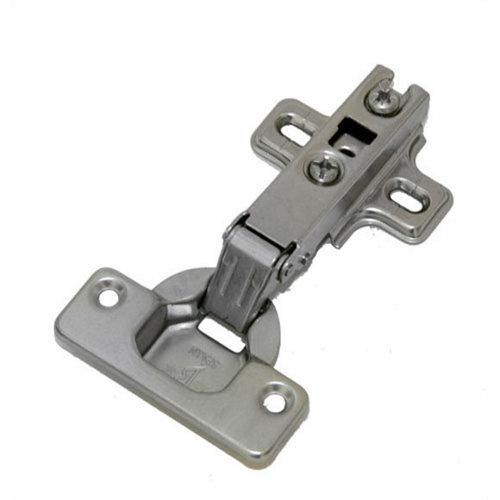 6 bisagra de cazoleta rectas de acero y 26 mm ø perforación