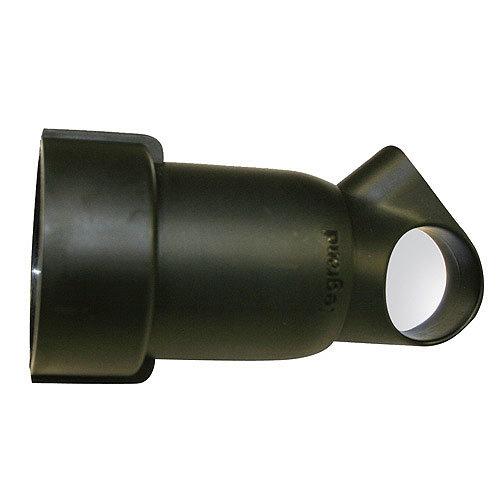 Base de enchufe legrand de 16a negra con tirador