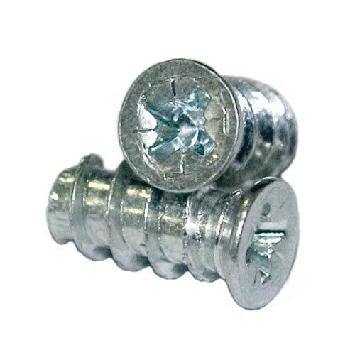 Pack 12 tornillos de métrica de acero de 6,3x13 mm
