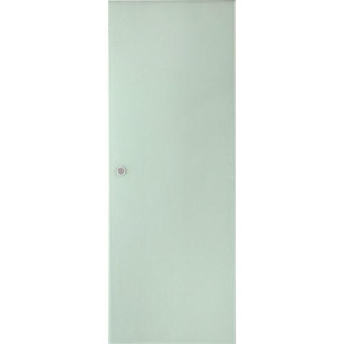 Puerta corredera orlando cristal templado 83x203,5 cm