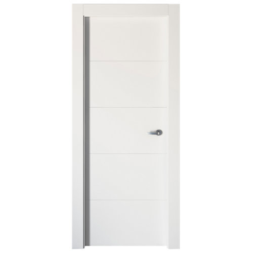 Puerta lucerna blanca de apertura izquierda de 62.5 cm