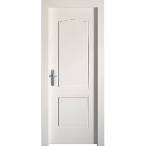 puerta praga blanco de apertura derecha de 62.5 cm