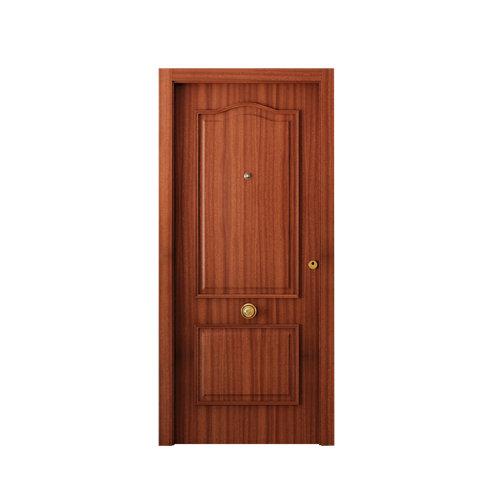 Puerta de entrada blindada provenzal izquierda sapelly de 85.7x205 cm