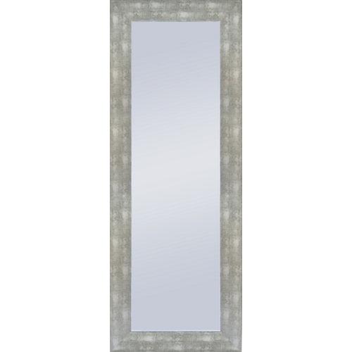 Espejo rectangular cartagena plata 160 x 60 cm