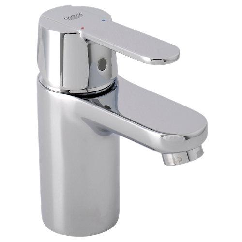 Grifo de lavabo grohe get cromo