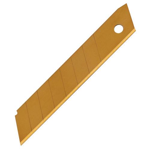 Cuchilla repuesto cúter bellota h51406-18 con hoja de acero