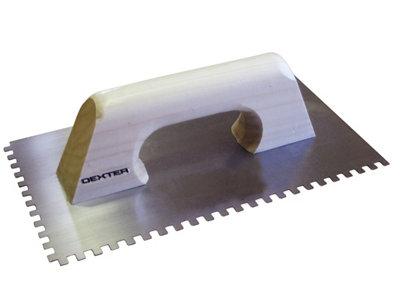 Peine DEXTER con forma de sierra de 28 cm