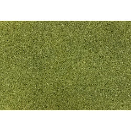 Felpudo verde de caucho 50 x50 cm