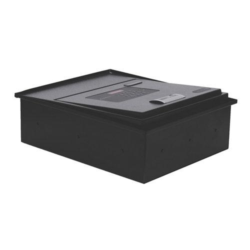 Caja fuerte de sobreponer y atornillar arregui 20000-s7 31x38x38 cm