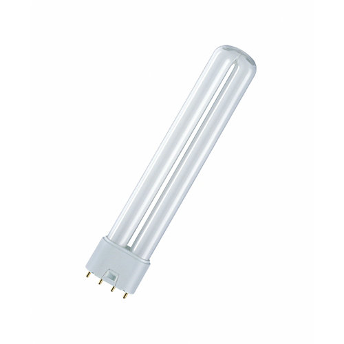 Bombilla fluorescente osram 4pin 36w y tono de luz de 4000 k (neutro)