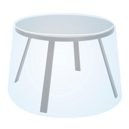 Funda de protección para mesa y sillas de poliéster 120x80 cm