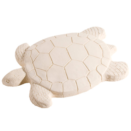 Paso marcahuellas tórtuga 39x56 cm