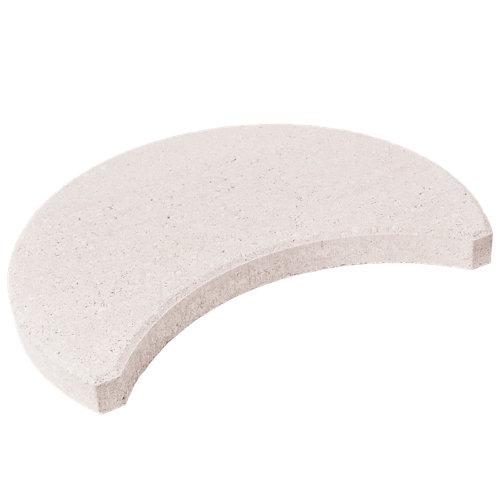 Paso japones kioto 30x55x0,5 cm blanco