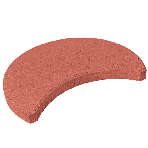 Paso japones kioto 30x55x0,5 cm rojo