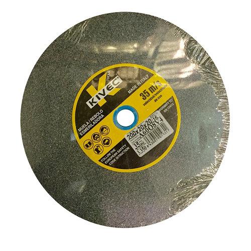 Muela afilar kivec de 40 mm y grano de 60