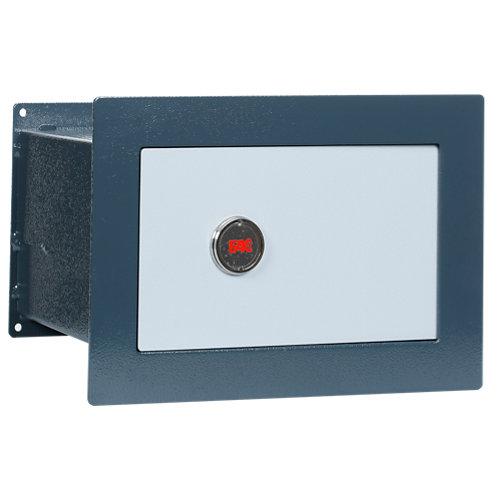 Caja fuerte de fijar o empotrar en la pared fac 5449 35x24x22 cm