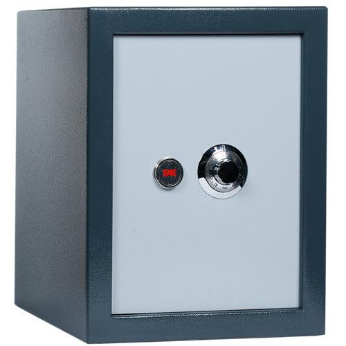 Caja fuerte de fijar fac 5456 de 38x48x35 cm