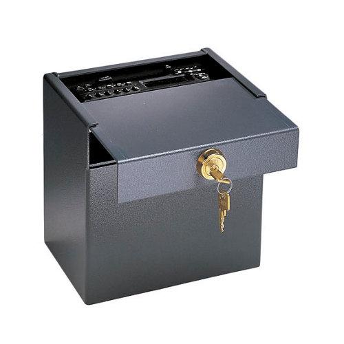 Caja fuerte de para instalar fac 5439 23x23x15 cm