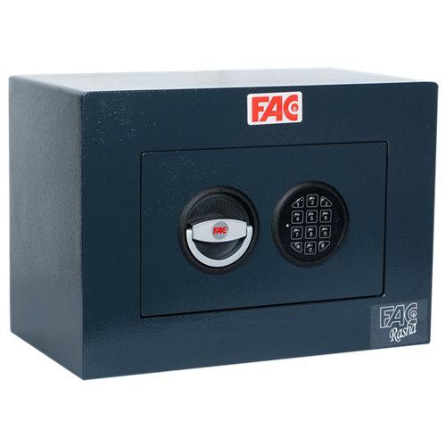 Caja fuerte de para instalar fac 36011 38.7x27.4x22 cm