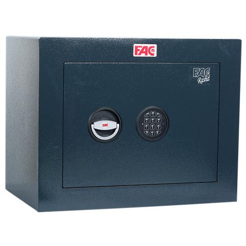 Caja fuerte de para instalar fac 36013 52.2x41.4x35 cm