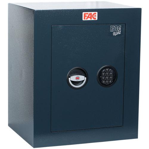 Caja fuerte de para instalar fac 36014 43.5x51.9x35.5 cm