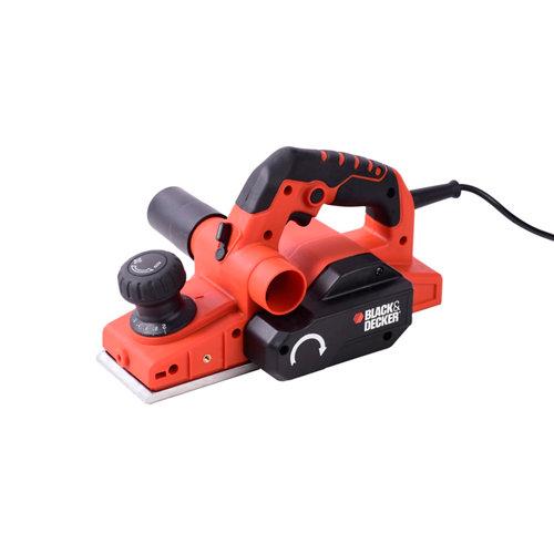 Cepillo eléctrico con cable black + decker de 750 w