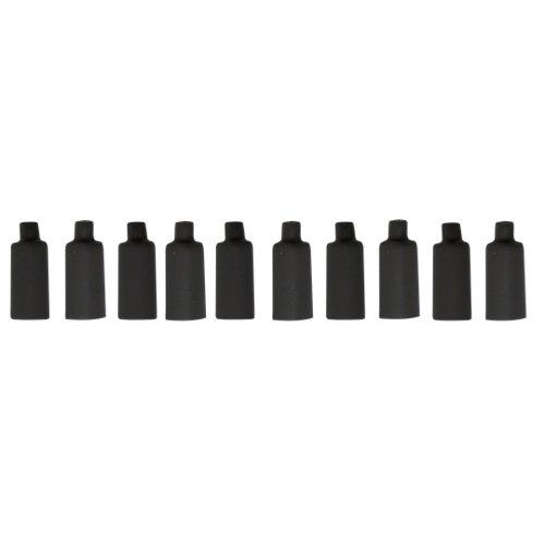 Bolsa de 10 capuhones termoretráctiles hasta 4-6 mm²