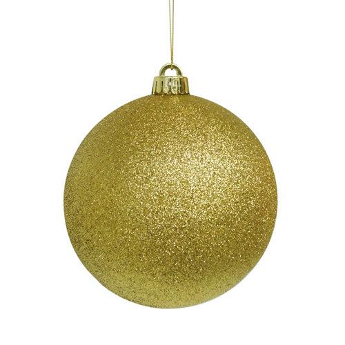 Set de 3 bolas de navidad colores ø 14 cm