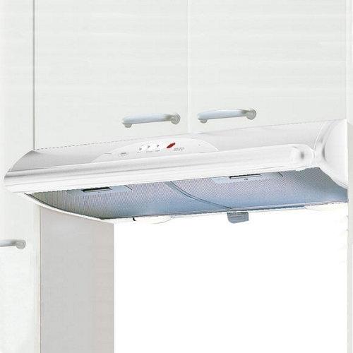 Campana extractora mepamsa mito jet 60 de 430m3/h blanco clase e