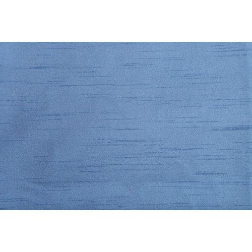 Tela en bobina azul poliéster ancho 280cm