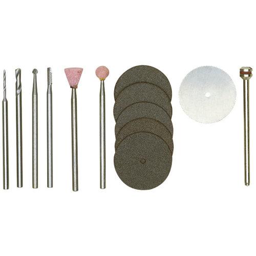 Blister de 13 accesorios proxxon