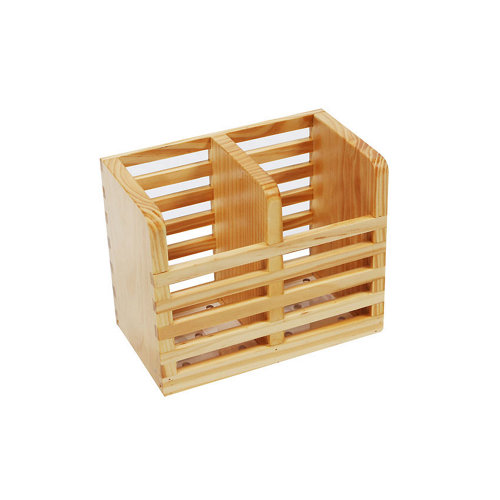 Porta utensilio cocina de madera