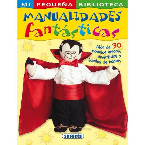 Libro manualidades fantasticas