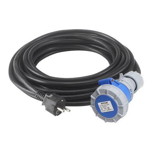 Cable enchufe 230v 50 hz. eur