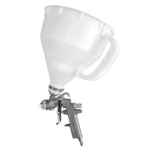 Pistola pintar neumática cevik pro ca-1806l con una presion de 8 bares y 1/4m