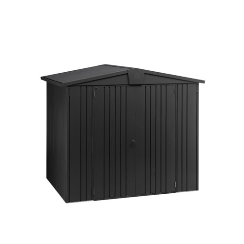 Caseta de metal europa de 244x203x156 cm y 3.8 m2