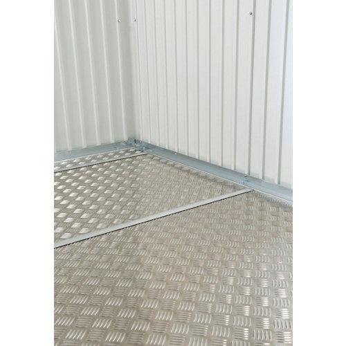 Placa de suelo para caseta biohort 243x243 cm