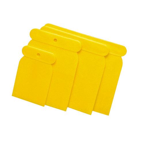 Pack de 4 espátulas emplastecer 3-6-8-10