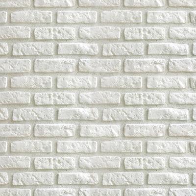 PLAQUETA MILANO 21,5X6,5X1,5/1 WHITE