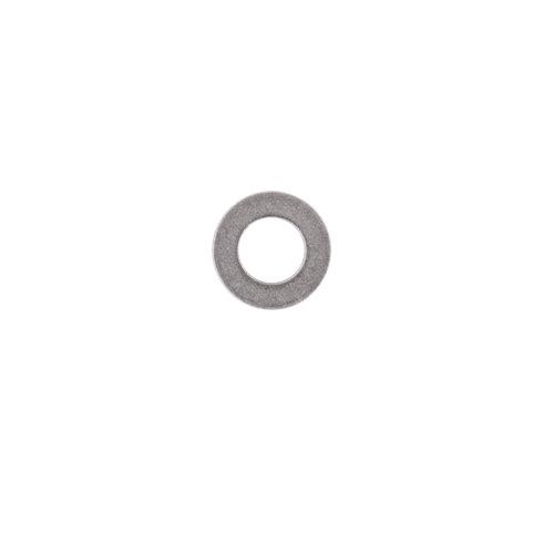 8 arandela plana estrecha en acero inoxidable de 10 mm de ø interior