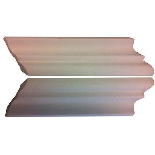 Moldura 20 cm x 6.5 cm