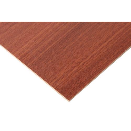 Trasera de melamina sapelly 122x244x0,3 cm (anchoxaltoxgrosor)