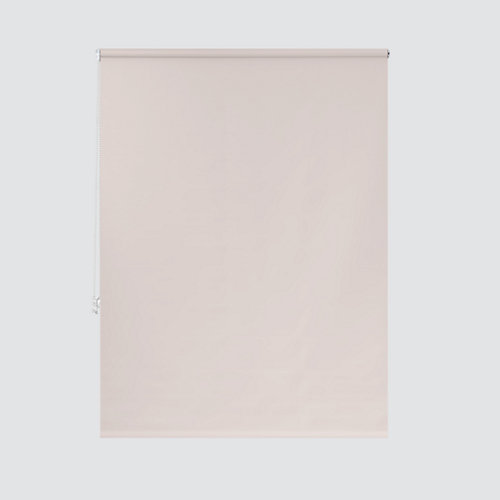 Estor enrollable opaco nash beige de 84x190cm