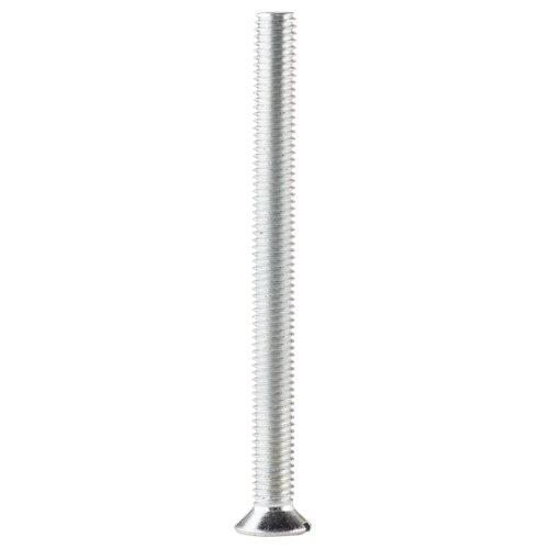 8 tornillo de métrica en acero y 50 mm