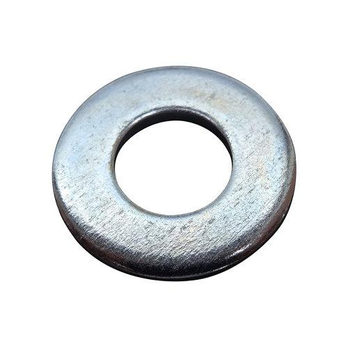 60 arandela plana mediana en acero de 4.3 mm de ø interior
