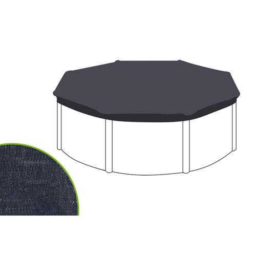 Cubierta de invierno naterial redonda de polietileno 460 cm