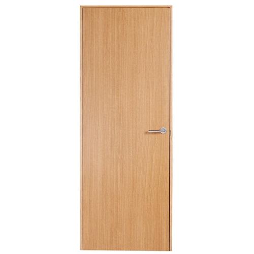 puerta mallorca roble de apertura izquierda de 62.5 cm